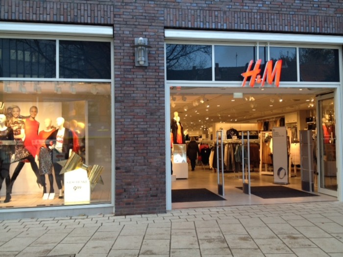 H & M · Dingstätte · Pinneberg | Bild 1/1 · Foto: Stadtmarketingverein Pinneberg